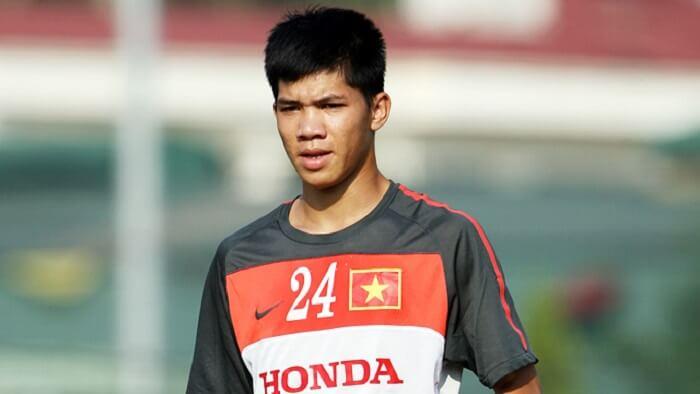 Ngân Văn Đại là lứa đầu tiên của cơ sở đào tạo trẻ Hà Nội FC